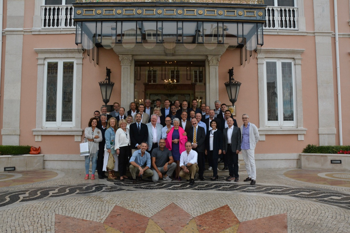 Active Members at the European Academy of Esthetic Dentistry's Lisbon Closed Meeting 2017